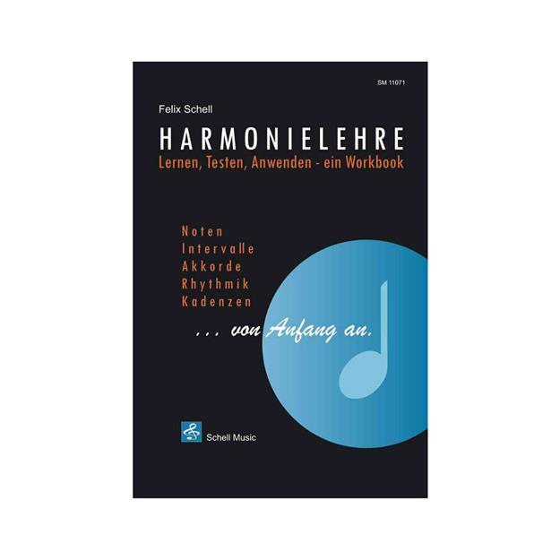 Schell Music Harmonielehre