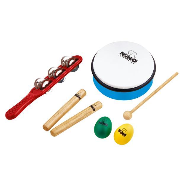 Meinl Nino Set3 Percussion Set 7-teilig