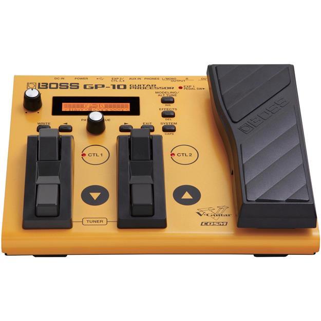 BOSS GP-10GK, inkl. Tonabnehmer