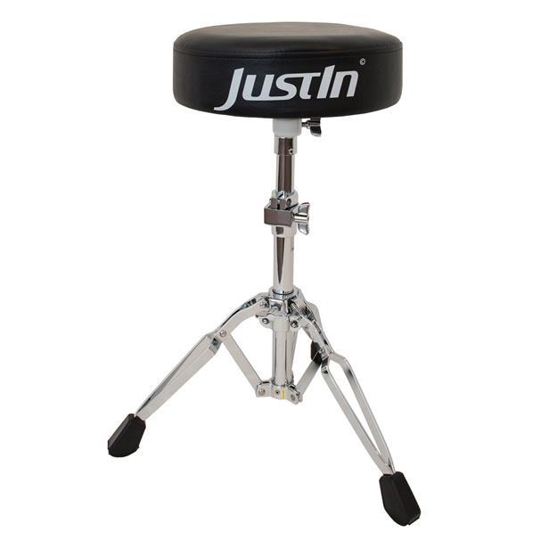 Justin JDT440 Drum Throne Round Seat