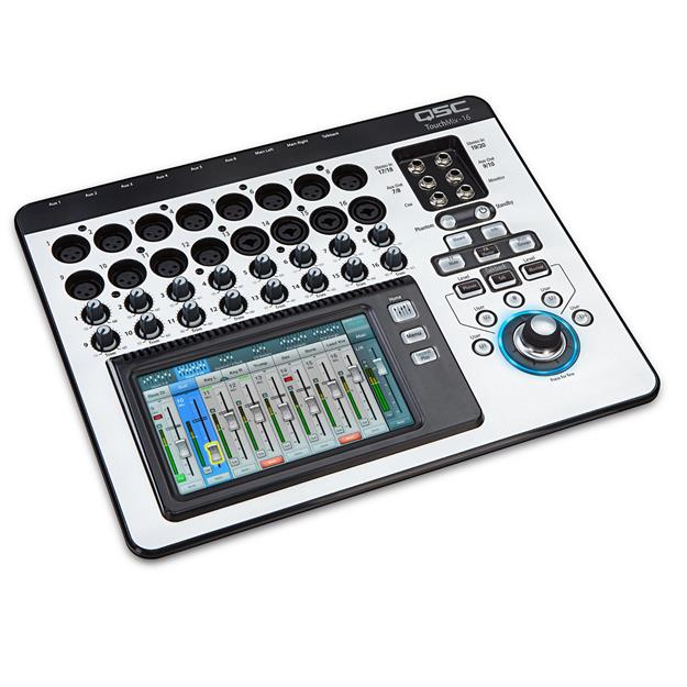 QSC Audio TouchMix 16