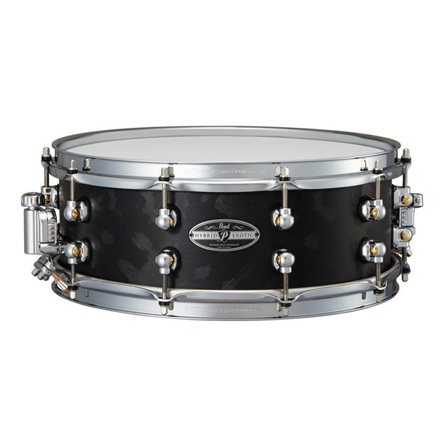 """Pearl Hybrid Exotic Vector Cast 14""""x 5"""" Snaredrum"""