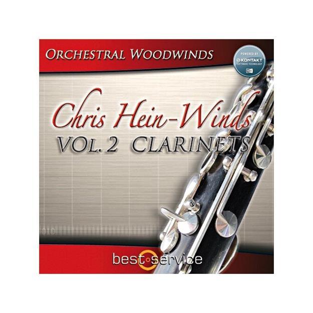 Best Service Chris Hein Vol. 2 - Clarinets