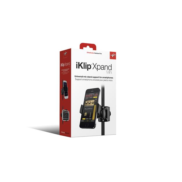 IK-Multimedia iKlip Xpand Mini