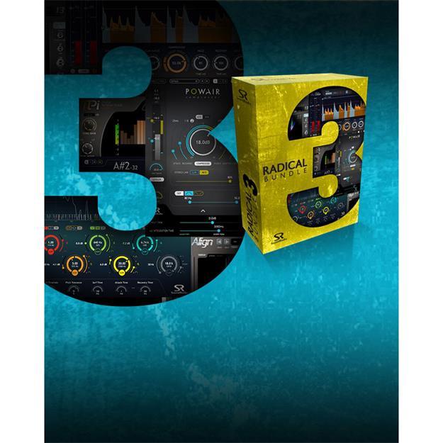 Sound Radix Radical Bundle 3 Lizenzcode