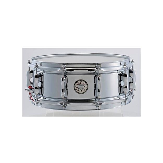 """Sakae Steel SDM1455ST 14""""x 5 1/2"""" Snare"""