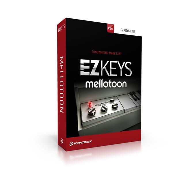 Toontrack EZkeys Mellotoon Lizenzcode