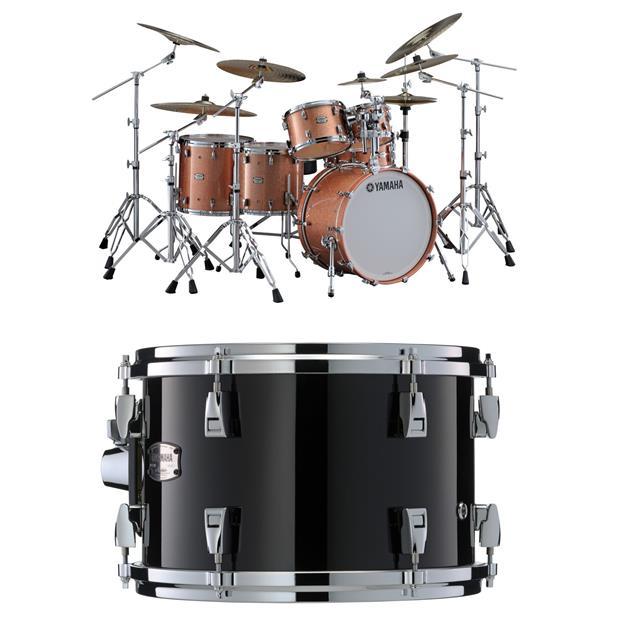 Yamaha Absolute Hybrid Maple - Solid Black