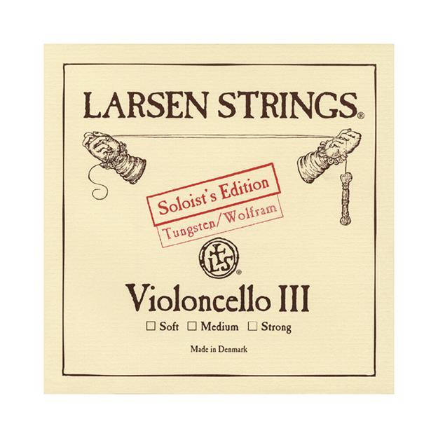 Larsen Strings Cello Soloist's Edition G III Medium