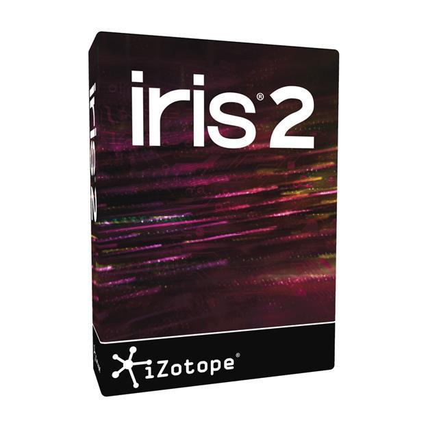 Izotope Iris 2 EDU / Schulversion