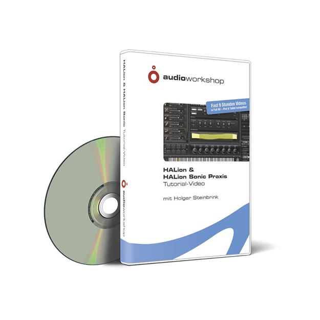 Audioworkshop HALion und HALion Sonic Praxis