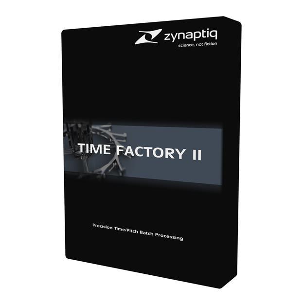 Zynaptiq Time Factory II Lizenzcode