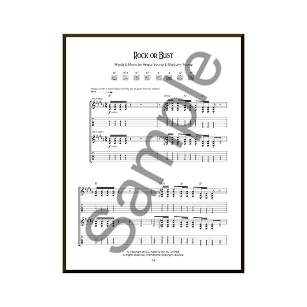 Music Sales AC/DC