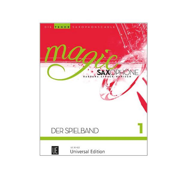 Universal Edition Magic Saxophone 1