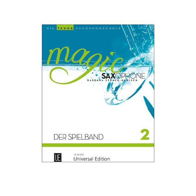 Universal Edition Magic Saxophone 2