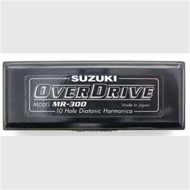 Suzuki Overdrive A-Dur