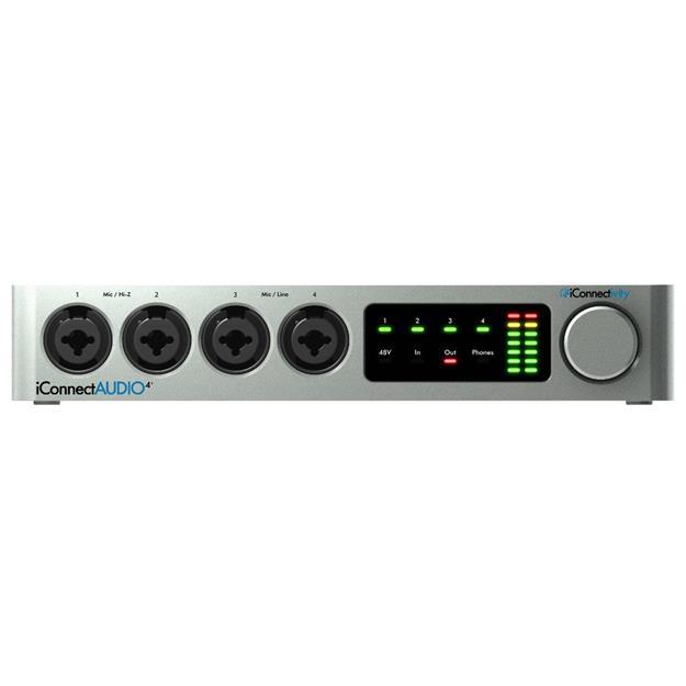 iConnectivity iConnect Audio 4+