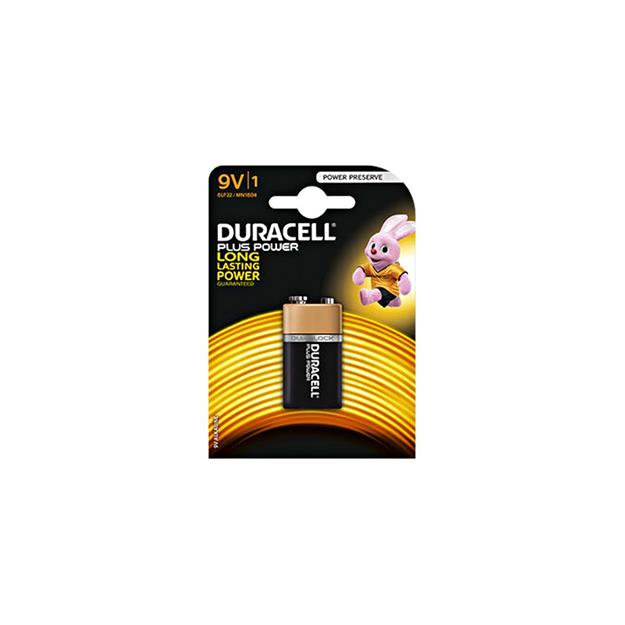 Duracell Plus Power MN1604