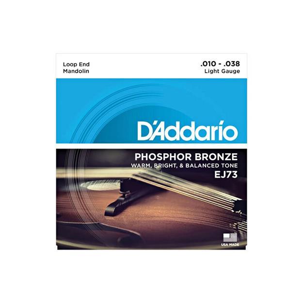 D'addario EJ73 Phosphor Bronze