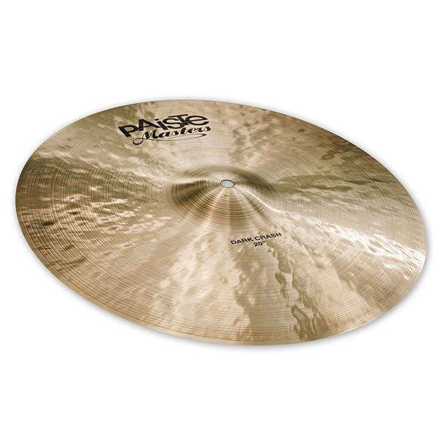 Paiste Masters Dark Crash 20""