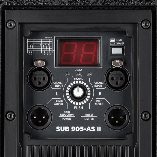 RCF SUB 905-AS II