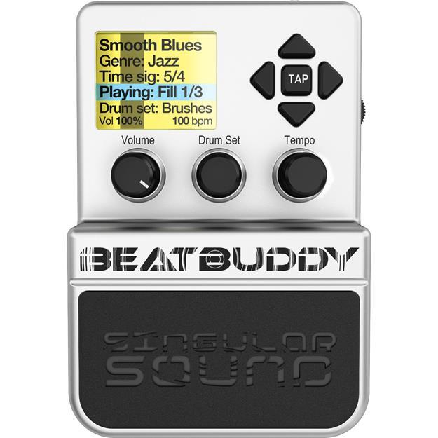 Singular Sound Beat Buddy, Complete Creative Control