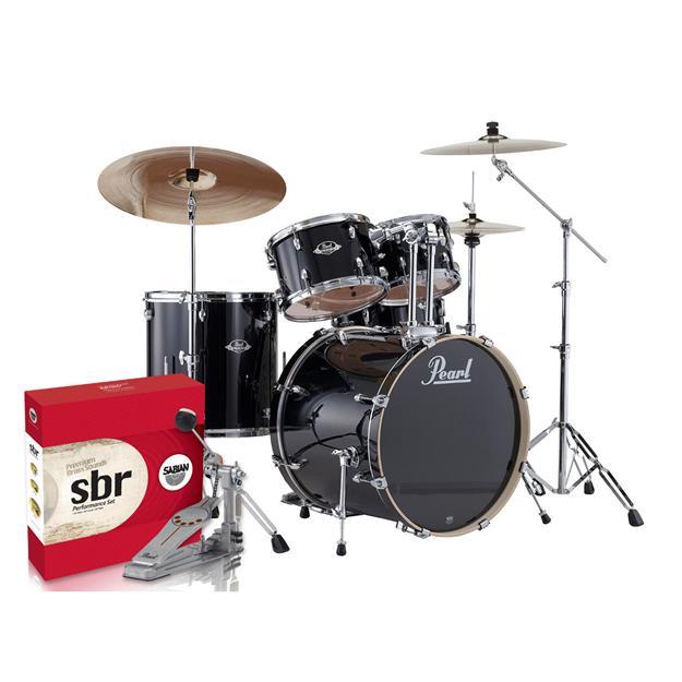 Pearl Export Drum Bundle EXX725SBR/C31