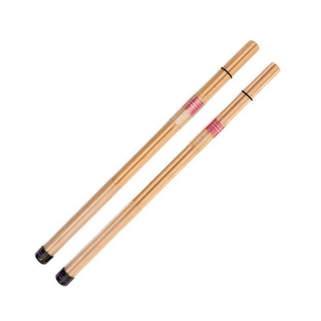 Qsticks QSTONP01 Purple 2B Natural Drumsticks