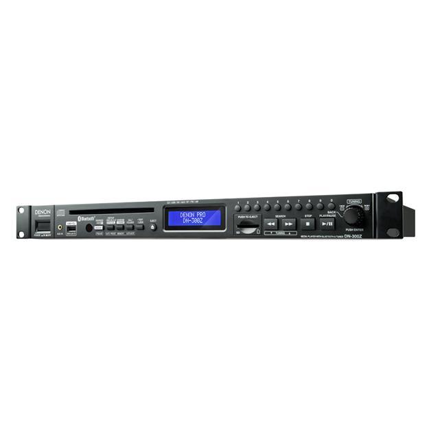 Denon-Pro DN 300Z MK2 - CD/SD/USB/Bluetooth-Player