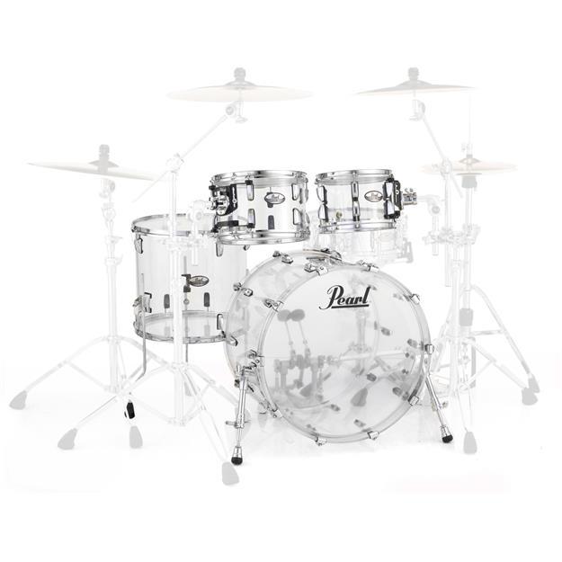 Pearl Crystal Beat Acryl Shell Set CRB504P/C730