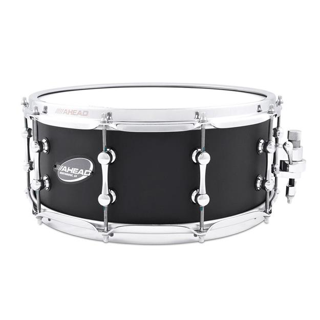 "Ahead AS614FB Brass Pro 14"" x 6"" Snare Drum"