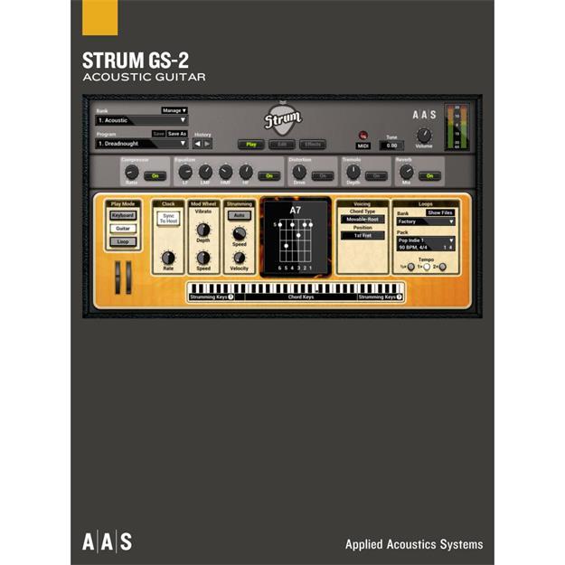 Applied Acoustics Strum GS-2 Lizenzcode