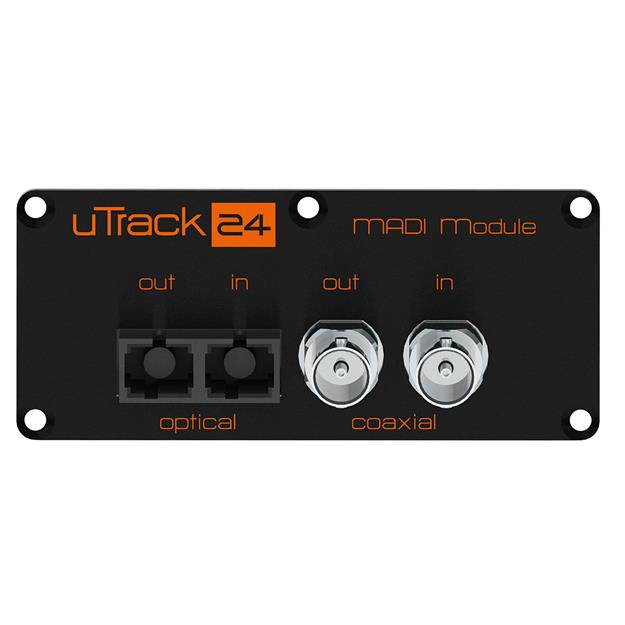 Cymatic Audio MADI Option Card für uTrack24