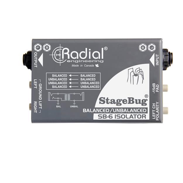 Radial SB-6