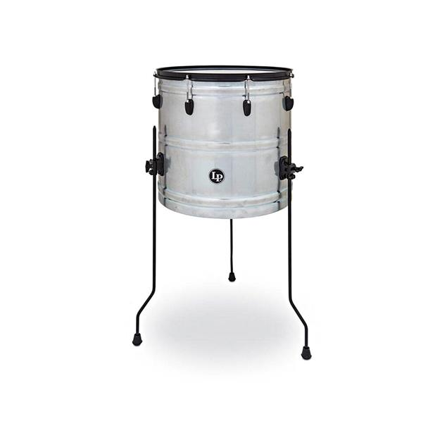 Latin Percussion LP1618 Street Can Raw 18""