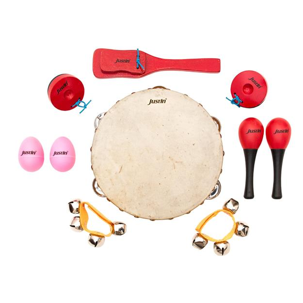 Justin Percussion Set 1 JPPS1