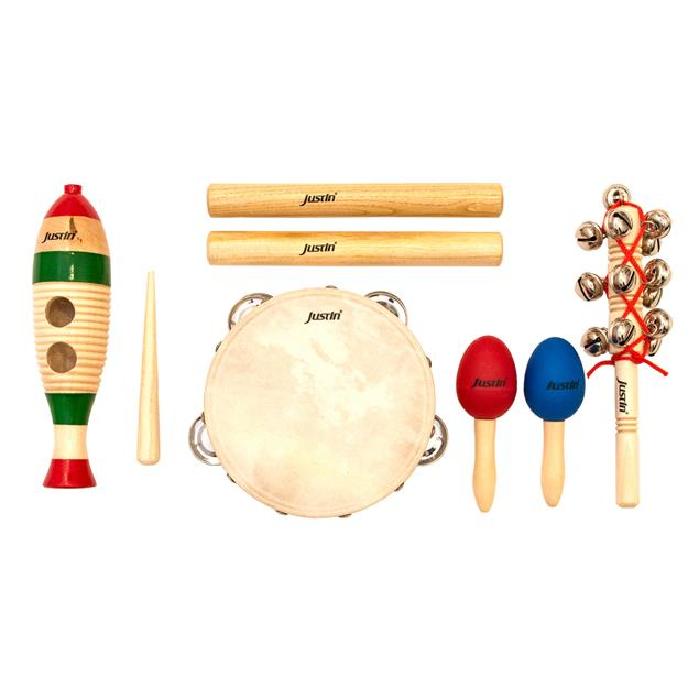 Justin Percussion Set 2 JPPS2