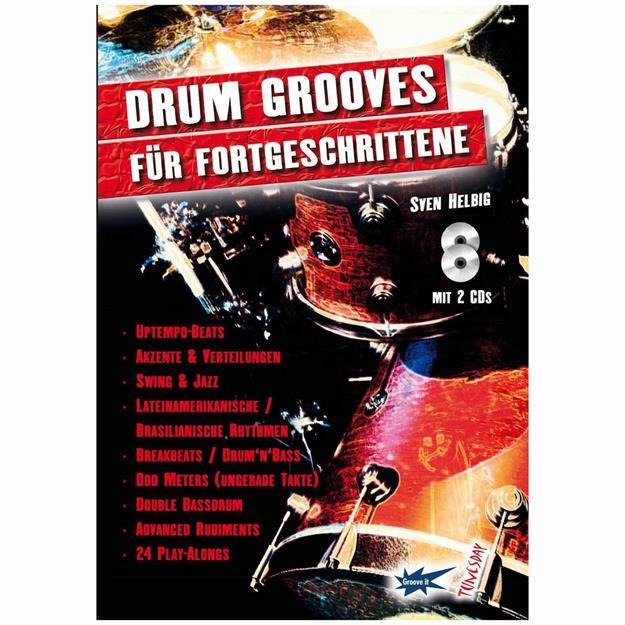 Tunesday Records Drum Grooves für Fortgeschrittene