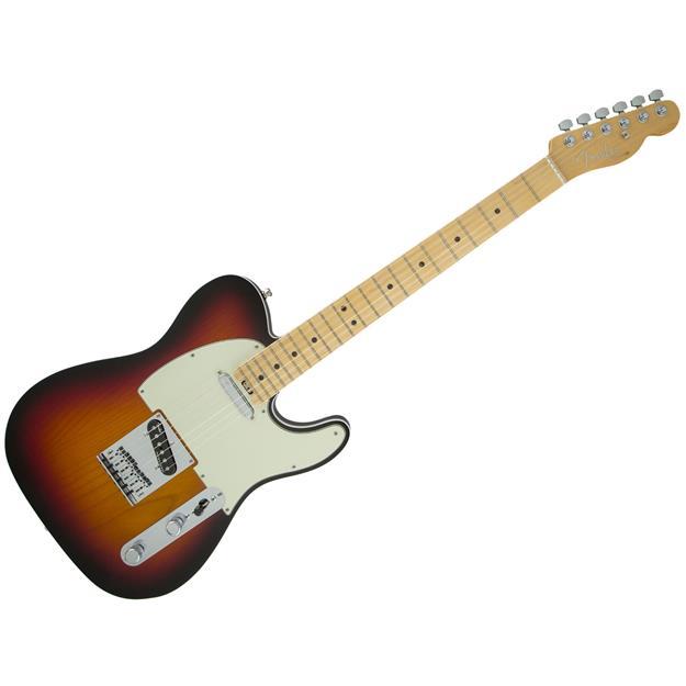 Fender American Elite Telecaster, MN 3-Color Sunburst