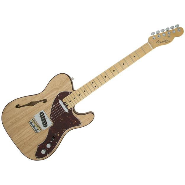 Fender Telecaster American Elite Thinline, Natural