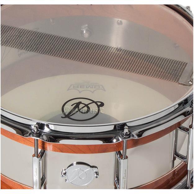 "Acoutin Custom 14"" x 6"" Hybrid Snare"