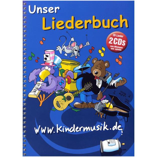 Kindermusik.de Unser Liederbuch 1