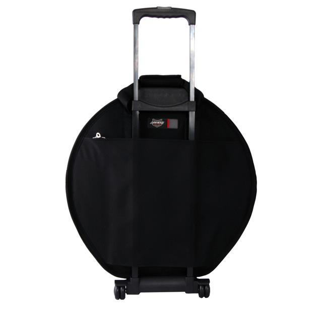 "Ahead Armor Deluxe Cymbal Silo 24"" Trolley"