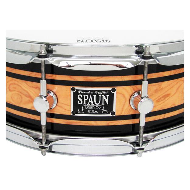 "SPAUN Custom Series Maple 14""x 5"" Snare"