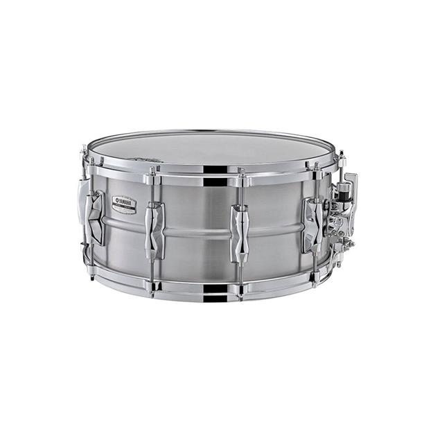 "Yamaha Recording Custom Aluminium Snare 14""x 6 1/2"""
