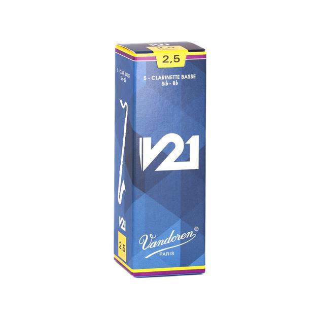 Vandoren V21 2,5 Bass- Klarinette