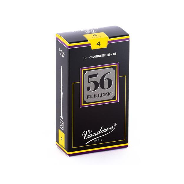 Vandoren 56 Rue Lepic 4,0 Bb- Klarinette