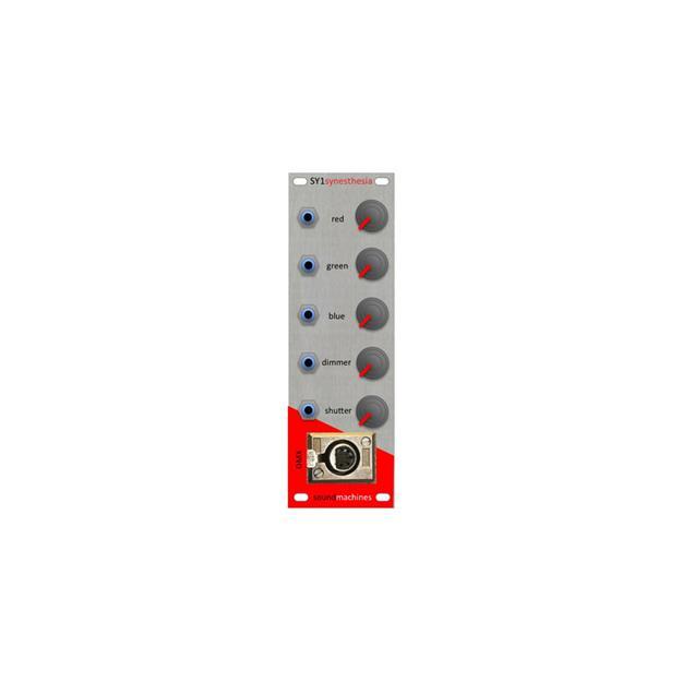 Soundmachines SY1synesthesia