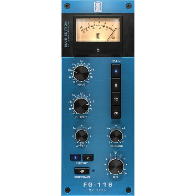 Slate Digital FG-116 Blue Lizenzcode