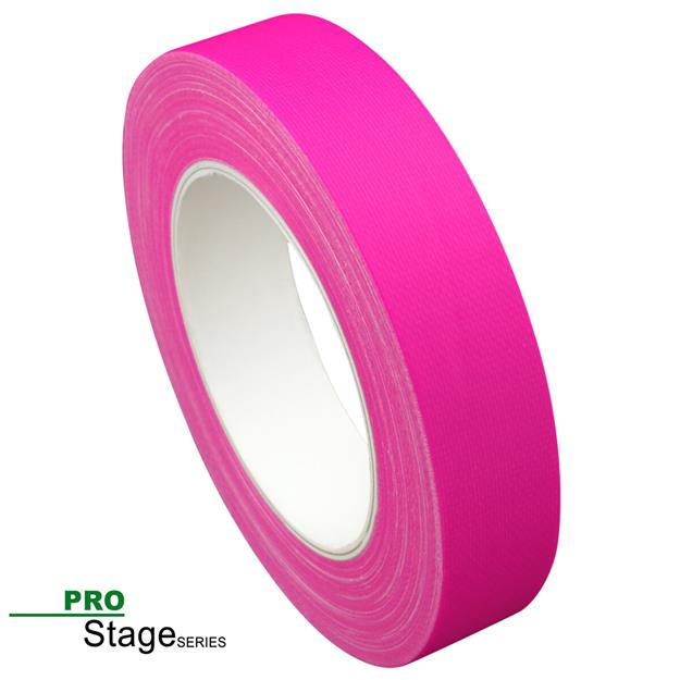Pro Stage Series ST 422 Neon-Tape fluoro-pink 25mm
